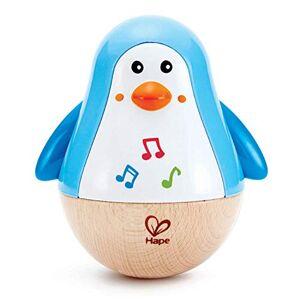 Hape - Pingouin Musical culbuto en Bois, E0331 - Publicité