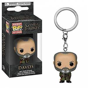 Funko Pocket Pop! Game of Thrones S10 Davos Vinyl Figure Keychain - Publicité