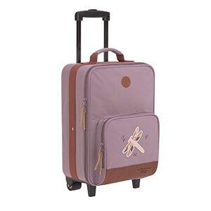 LSSIG Valise trolley pour enfants avec sangles et roulettes 18,3 litres, 46 cm, 3 ans/Trolley Adventure Dragonfly - Publicité