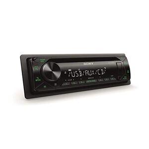 Sony CDXG1302U récepteur multimédia de Voiture Noir 55 W Récepteurs multimédias de Voiture (Noir, 1 DIN, 55 W, 4 Ohm, FLAC,MP3,WMA, LCD) - Publicité