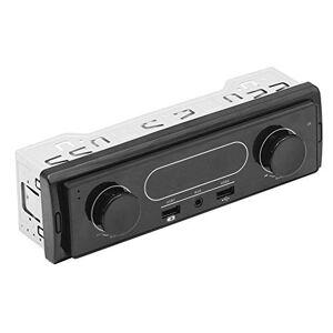 Promise2134 Autoradio Bluetooth K502 Lecteur multimédia MP3 12 V Carte FM Radio CD hte DVD U Disque MP3 Voiture - Publicité