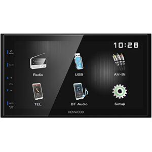 Kenwood ddx318bt de Moniteur VGA avec double DIN Bluetooth module et radio numérique Noir 15,7cm - Publicité