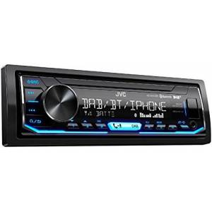 JVC KD-X451DBT Autoradio CD/MP3/USB avec Bluetooth Noir - Publicité