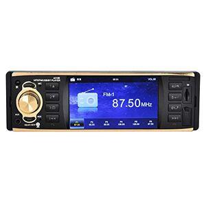 Socobeta 4 lumières de Marche arrière avec Commande au Volant Lecteur DVD de Voiture Lecteur Radio MP5 stéréo de Voiture 4.1In pour Voiture - Publicité