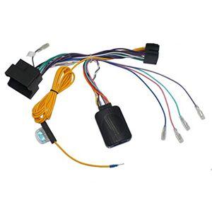 ADNAuto Interface Commande au volant VW14C compatible avec VW Crafter ap14 Clarion - Publicité