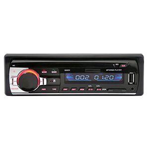 Amazingdeal365 Autoradio Bluetooth Voiture Bluetooth Stéréo de Radio Lecteur FM Radio MP3 Récepteur Support téléphone avec USB / SD MMC Port - Publicité