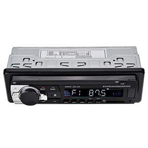 Socobeta Lecteur MP3 de Voiture de Carte mémoire HiFi Radio de Musique Durable avec entrée Audio AUX - Publicité