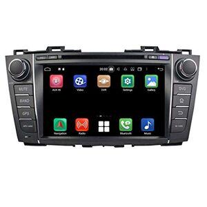 Klyde Android 10.0 GPS Voiture Autoradio pour Mazda 5/Premacy(2010-2018), 4 Go RAM 32 Go ROM, 8 Pouces Ecran Tactile Auto Lecteur DVD Bluetooth - Publicité