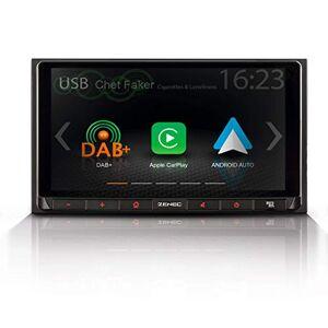 """Zenec Z-N528 : 2-Din Autoradio / Infotainer, Système Multimedia Avec 17,1 CM / 6,75 """"Écran Tactile, DAB Bluetooth, USB, Mediencenter avec Apple Carplay Et Google Android Voiture - Publicité"""