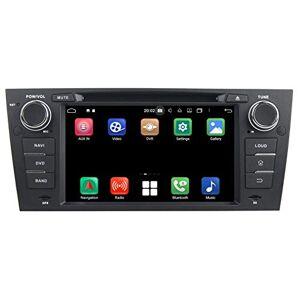 Klyde Android 10.0 GPS Voiture Autoradio pour BMW E90/E91/E92/E93(2005-2012), 4 Go RAM + 64 Go ROM, 7 Pouces Ecran Tactile Auto Lecteur DVD Bluetooth - Publicité