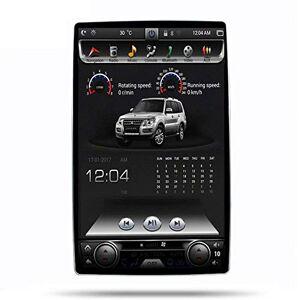 ROADYAKO Indash Android 9.0 Unité Principale 12.8 Pouces 2D en Indash 360 Rotation Autoradio Universel for Mitsubishi for Nissan for Peugeot for Renault Navigation GPS Auto 4G WiFi - Publicité