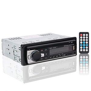 Rixow Autoradio MP3,  Voiture Bluetooth Stéréo de Radio Lecteur FM/ AUX/ WMA/ WAV/ USB/ SD, Plug ISO. Publicité