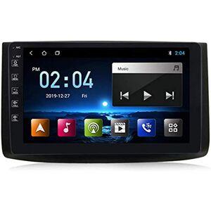 RLIRLI Android 10 Voitures Radio 9 Pouces Screon DSP Caméra Audio Car Radio Android pour Chevrolet Aveo T250 2006-2012 Radio de Voitures avec Support Radio Audio vidéo Bluetooth sur FM RDS SWC D. Publicité