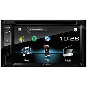 """JVC DDX317BT Récépteur DVD 6,2"""" avec Bluetooth intégré - Publicité"""