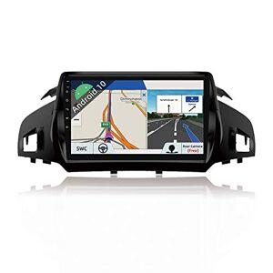 JOYX Navi JOYX Android 10 Autoradio Compatible avec Ford Kuga (2013-2019) Navigation   Caméra Canbus GRATUITES 2G+32G 9 Pouce 2 Din Soutien Dab Commande au Volant 4G WiFi Bluetooth Carplay Android Auto - Publicité