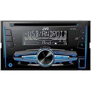 JVC KW-R520 Autoradio Noir - Publicité