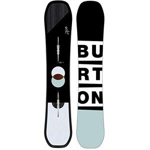 Burton Planche De Snowboard Custom Homme Homme Taille  Noir