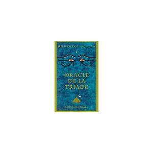 Duplaa, Dominike Jeu de cartes : Oracle de la Triade (57 cartes) - Publicité
