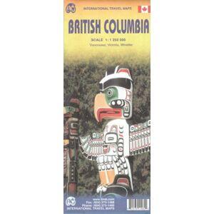 British Columbia Itm Rv R - Publicité
