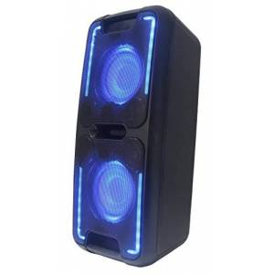 Reflexion PS08BT Haut-Parleur 480 W Noir avec Fil &sans Fil 3,5mm/USB/Bluetooth Hauts-parleurs (2.0 canaux, avec Fil &sans Fil, 3,5mm/USB/Bluetooth, 480 W, Noir) - Publicité