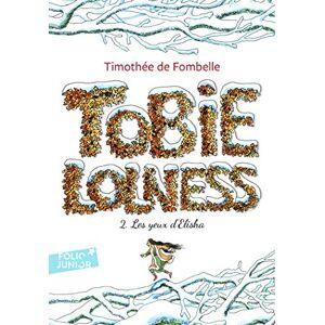 Fombelle,Timothée de Tobie Lolness Tome 2. Les yeux d'Elisha Folio Junior A partir de 10 ans - Publicité