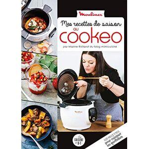 Rolland, Marine Mimi cuisine : Mes recettes de saison au cookeo - Publicité