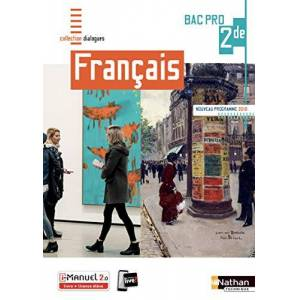 Chaumette, Karelle Franais 2de Bac Pro - Publicité