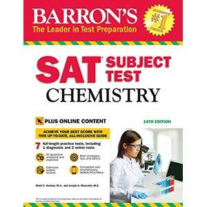 Mascetta M.S., Joseph A. SAT Subject Test: Chemistry with Online Tests - Publicité