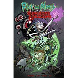 Rothfuss, Patrick Rick and Morty vs. Dungeons & Dragons - Publicité
