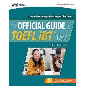 Educational Testing Service The Official Guide to the TOEFL iBT Test - Publicité
