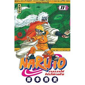 Kishimoto, Masashi Naruto, tome 11 - Publicité