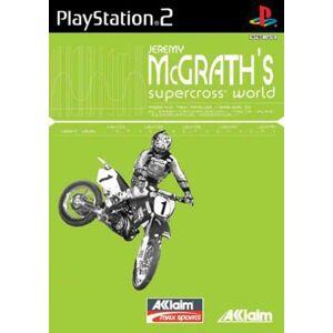 Acclaim Jeremy Mcgrath Supercross [ Playstation 2 ] [Import anglais] - Publicité