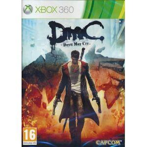 Capcom X360 DmC Devil May Cry (PEGI) - Publicité