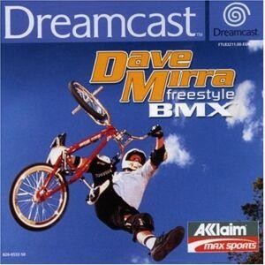 Acclaim Dave Mirra Freestyle BMX - Publicité