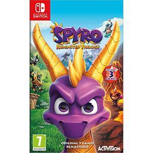 Gamesland Spyro Trilogy Reignited - Publicité