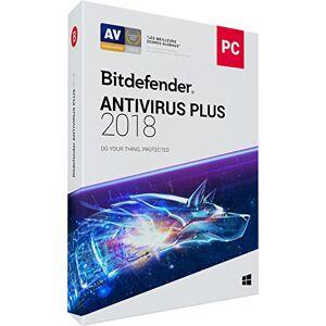 Bitdefender Antivirus Plus 2018   1 PC   1 an   Disc - Publicité