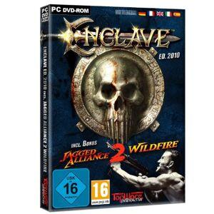 TopWare Interactive Enclave édition gold - Publicité