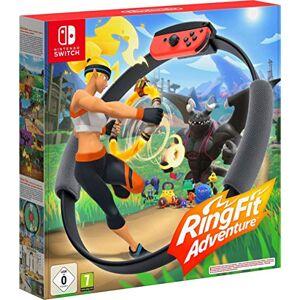 Nintendo Ring Fit Adventure pour Nintendo Switch - Publicité