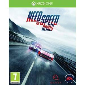 Electronic Arts Need For Speed Rivals - Publicité