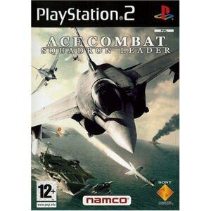 Sony Ace Combat 5 Squadron Leader - Publicité