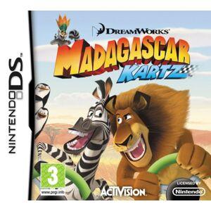 Activision Madagascar: Kartz (Nintendo DS) [import anglais] - Publicité