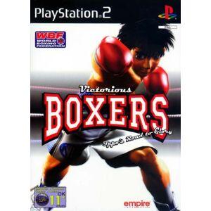 Victorious Boxers - Publicité