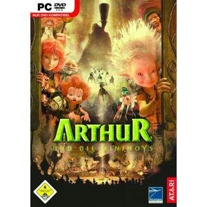 Atari Arthur und die Minimoys - Publicité