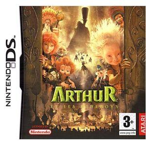 Namco Arthur et les minimoys - Publicité