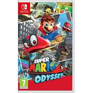 Super Mario Odyssey Import italien - Publicité