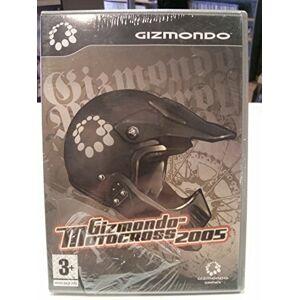 GIZMONDO GAMES GIZMONDO MOTOCROSS 2005 PAL UK - Publicité