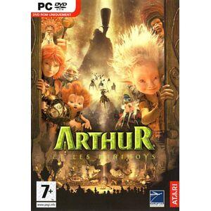 Namco Bandai Arthur et les minimoys le jeu (PC) - Publicité