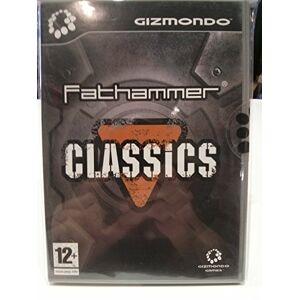 GIZMONDO GAMES FATHAMMER CLASSICS PAL UK GIZMONDO - Publicité