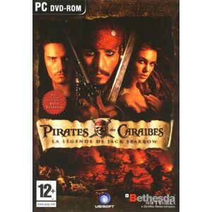 Bethesda Softworks Pirates des Carabes 2 : La légende de Jack Sparrow - Publicité