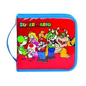 PowerA Universal-Folio-Tasche für Nintendo DS Super Mario - Publicité